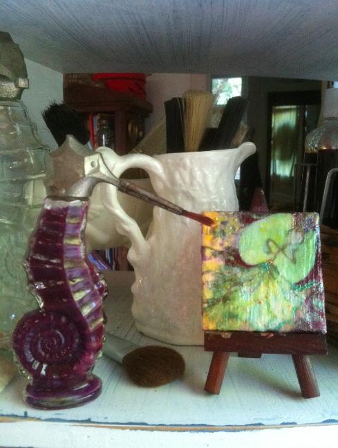 Lotus&Seahorse